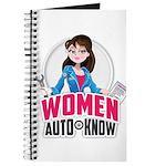 Women Auto Know Journal