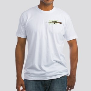 Airsoft Sniper Fitted T-Shirt