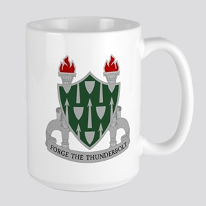 The Armor School Large Mug