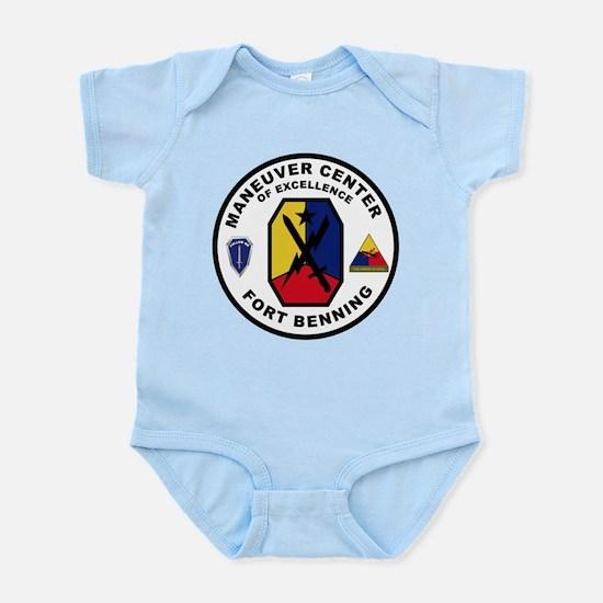 The Armor School Infant Bodysuit