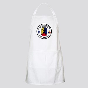 The Armor School Apron