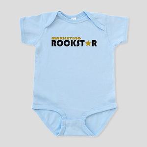 Marketing Rockstar 2 Infant Bodysuit