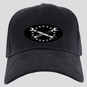 Cross Wrenches 517 Black Cap with Patch