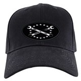 Automotive Baseball Cap with Patch
