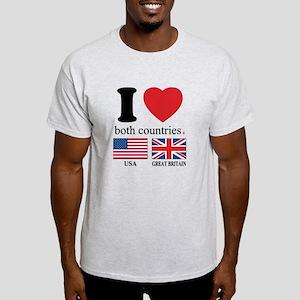USA-GREAT BRITAIN Light T-Shirt