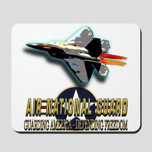 USAF Air National Guard Mousepad