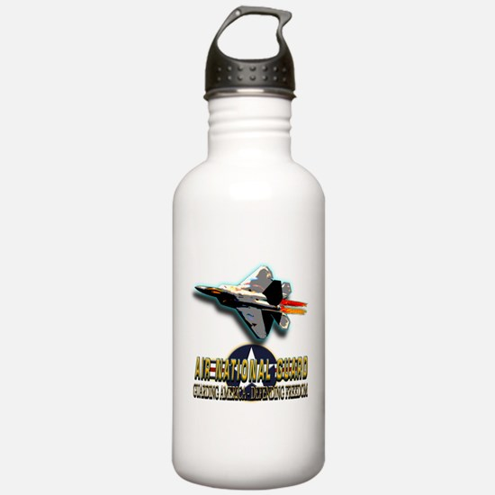 USAF Air National Guard Water Bottle