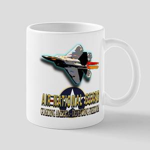 USAF Air National Guard Mug