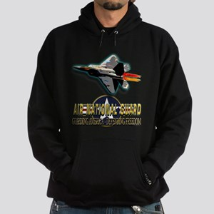 USAF Air National Guard Hoodie (dark)