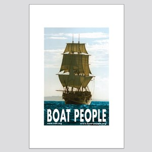 Tall-ship graphic : Large Poster