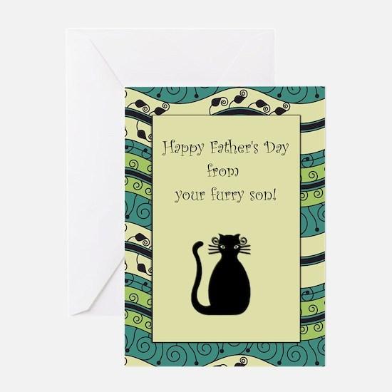 .::MoonDreams::. Father's Day Black Cat