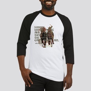 Will Rogers Horse Racing Quot Baseball Jersey