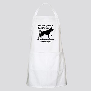 German shepherd daddy Apron
