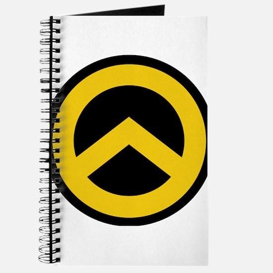 Identitäre movement (Lambda logo). id Journal