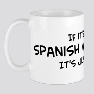 Spanish Water Dog Mug