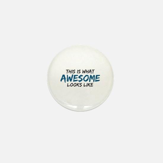 Awesome Looks Like Mini Button
