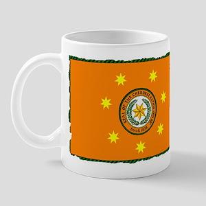 Cherokee Nation Flag Mug