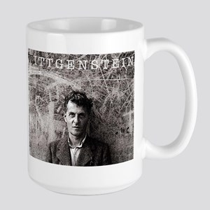 Wittgenstein Large Mug