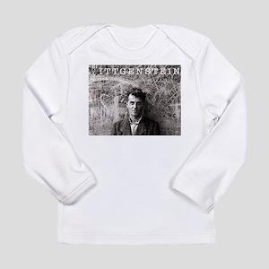 Wittgenstein Long Sleeve Infant T-Shirt