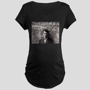 Wittgenstein Maternity Dark T-Shirt