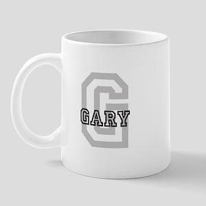 Letter G: Gary Mug