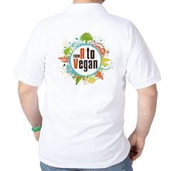 Vegan World Golf Shirt