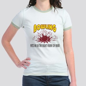 Bowling Puts Me In The Right Frame Of Mind Jr. Rin