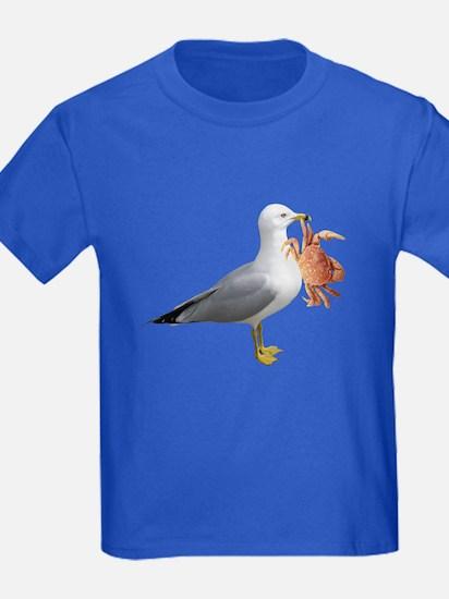 Seagull & Crab T