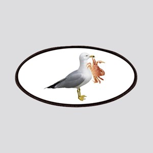 Seagull & Crab Patches