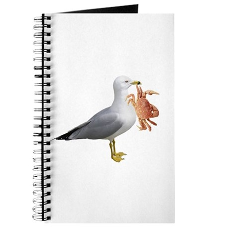 Seagull & Crab Journal