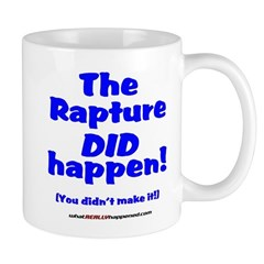 The Rapture Mug