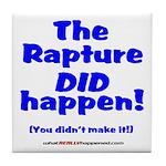The Rapture Tile Coaster