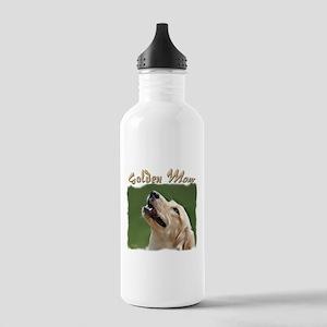 Golden Mom Stainless Water Bottle 1.0L