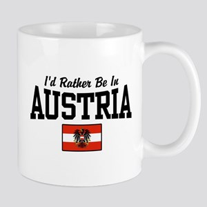 I'd Rather Be In Austria Mug