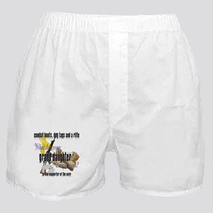 Navy What Does Your Grand Daughter Wear Boxer Shor
