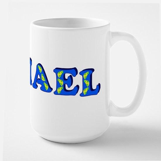Michael Large Mug