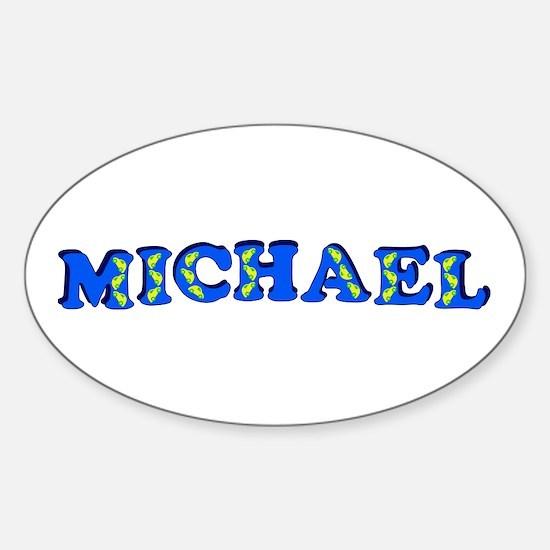Michael Sticker (Oval)