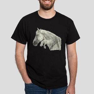 Silver Galtee Dark T-Shirt