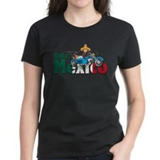 Ridin' Mexico Women's Dark T-Shirt