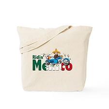 Ridin' Mexico Tote Bag