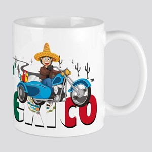 Ridin' Mexico Mug