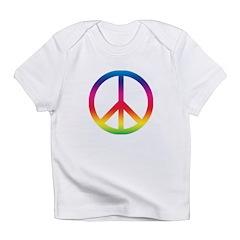Peace Symbol Infant T-Shirt