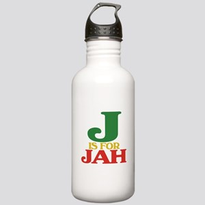J is for Jah Stainless Water Bottle 1.0L