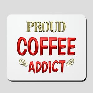 Coffee Addict Mousepad