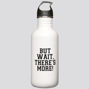 But Wait, There's More Stainless Water Bottle 1.0L