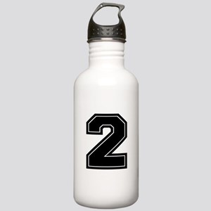 2 Stainless Water Bottle 1.0L