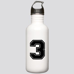 3 Stainless Water Bottle 1.0L