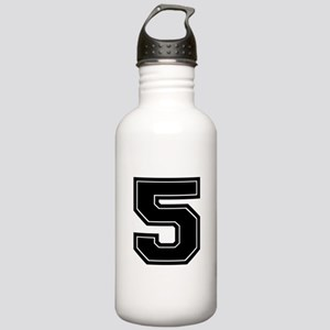 5 Stainless Water Bottle 1.0L