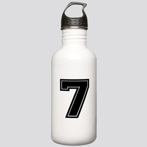 7 Stainless Water Bottle 1.0L