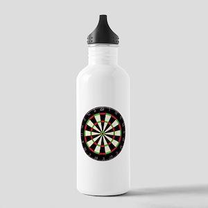 Dartboard Stainless Water Bottle 1.0L
